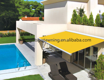 Balcony used retractable awnings for sale