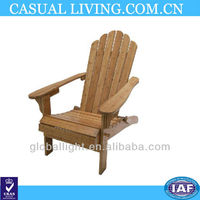 Outdoor wooden frog chair Adirondack Chair
