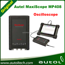 Autel MaxiScope MP 408 4 Channel Automotive Oscilloscope Basic Kit Works with Maxisys Tool MP 408 Car Diagnostic Tool