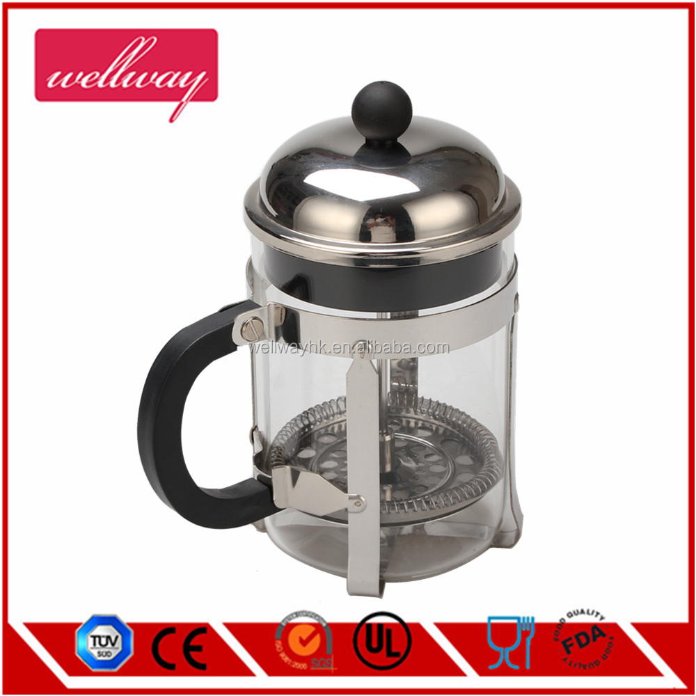 Heat-resistant Glass French Coffee Press/Coffee Plunger