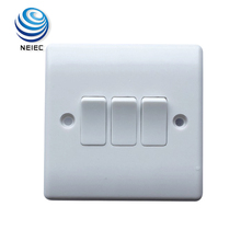 Band new 3Gang 1way/2way switch for home