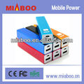 shenzhen mobile power supply!! full capacity mobile solar charger, best selling power bank charger