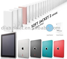 Soft TPU clear Protetive Case for Ipad laptop skin