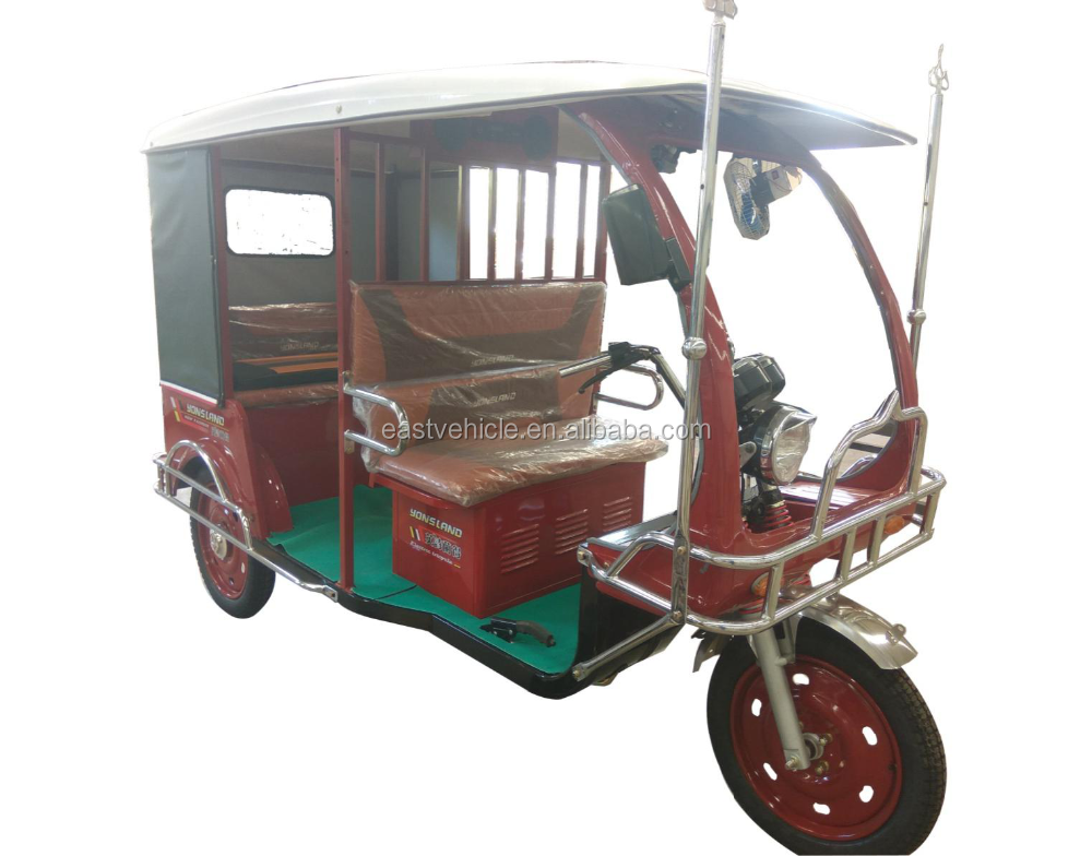 Taxi electric tricycle/commercial tricycles for passengers