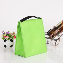 Outdoor family promotional function lunch nonwoven food cooler bag