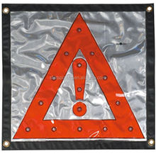 AB-4545& AB-5252 square reflective banner flex