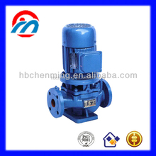 Centrifugal flexible coupling fire submersible water pump