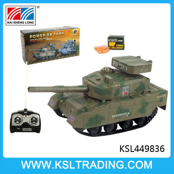 Wholesale Henglong 1/32 rc tank with sound and BB bullet