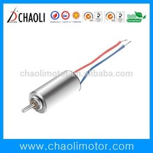 Low noise stable operation bldc gear motor CL-0408 for LED luminous faucet