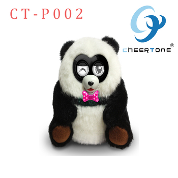 new interactive plush electronic pet toy