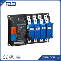 Automatic dual power 3 position key switch YES1-125N