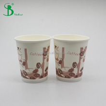 12 14 16 18 22oz Custom design cool coffee paper cup