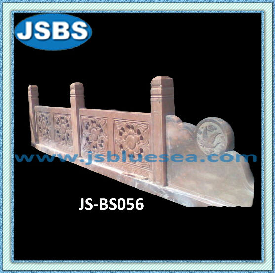 White Marble Hand Carved Beautiful Balustrade Base Plate