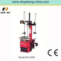 LIGE ds-6298 Tire Changer with bead rollers
