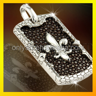 high quality black zircon shield cross pendant 925 sterling silver pendant jewelry