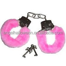 New style pink handcuff high quality sexy handcuffs sex toy for woman SH2022