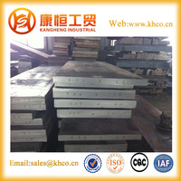 AISI 4340 forging black flat bar tool steel price per kg