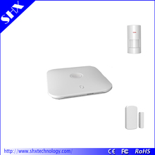 Easy movable wireless alarm, a burglar alarm 868mhz alarm system, could be alarm security buzzer