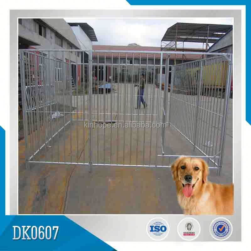 Large Cheap Mental Chain Link Dog Kennel