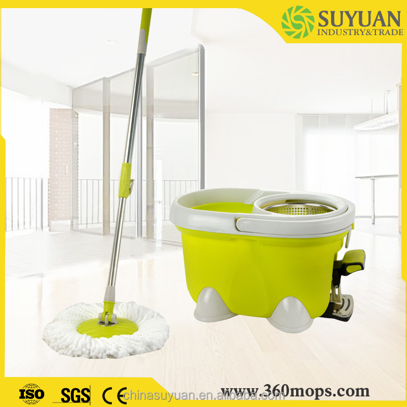 Environment-friendly new design magic floor hurry floor cleaning mop