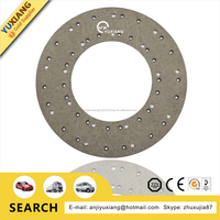 Top Supplier Auto Clutch Friction Material Clutch Disc Plate