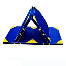 Outdoor fitness gymnastics equipment foldable folding gym mat