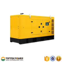 Super Silent Water Cooling Diesel Generating Set with durable parts