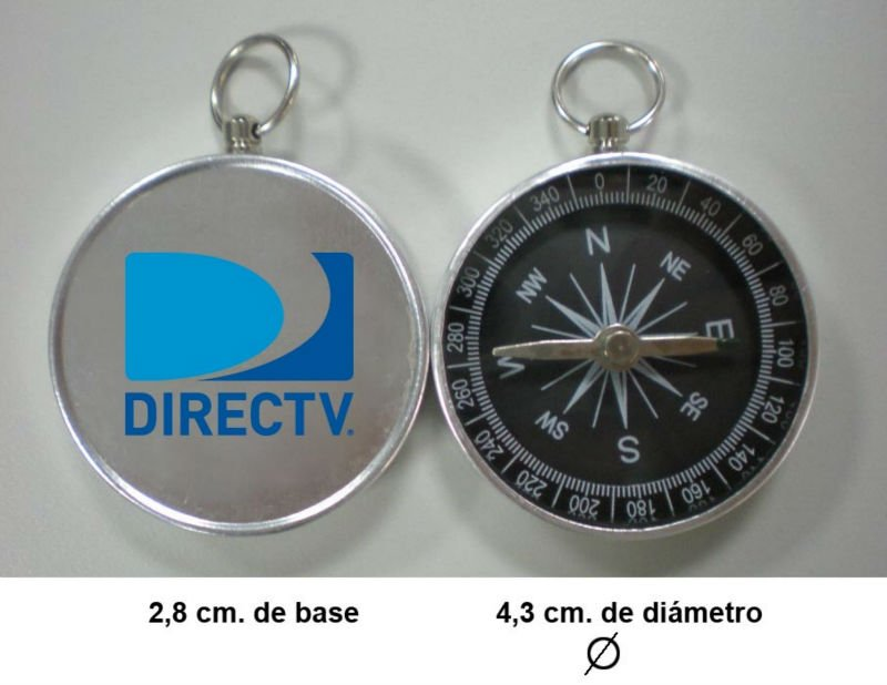 Quality Various Pocket Mini Compass /Different Size Clear Liquid-filled Plastic Compass