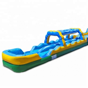 city slide inflatable water slip slide for kids for adult