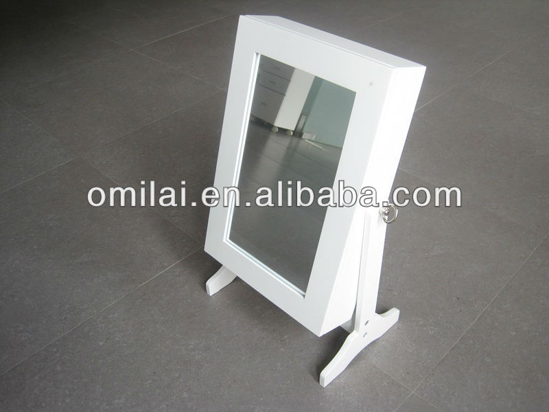 2013 especially mini jewelry cabinet on table