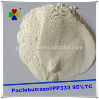 (PBZ) plant growth retardants,95%TC 90%TC 25% SC 15% WP paclobutrazol in mango