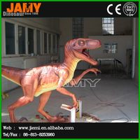 Attractive Dinosaur Model for Indoor Exhibition