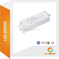 xz-power economy 200-240v ac350-700ma 30w output constant current led driver passed CCC TUV SAA CE CB