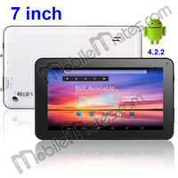 "Cube U25GT 7"" Tablet PC Android 4.2.2 RK3168 Cortex-A9 Dual Core 1.2GHz HD Touch Support Wifi G-sensor"