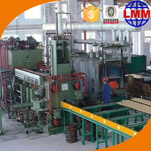whole complete brass bar/copper pipe production line manufacture