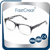 Unisex Classic Rimmed Full Personality Style Eye Glasses CP Optical Frame Clear Lens Eyeglasses