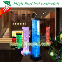 Foshan LED aquarium lamp with fish for indian home decor items