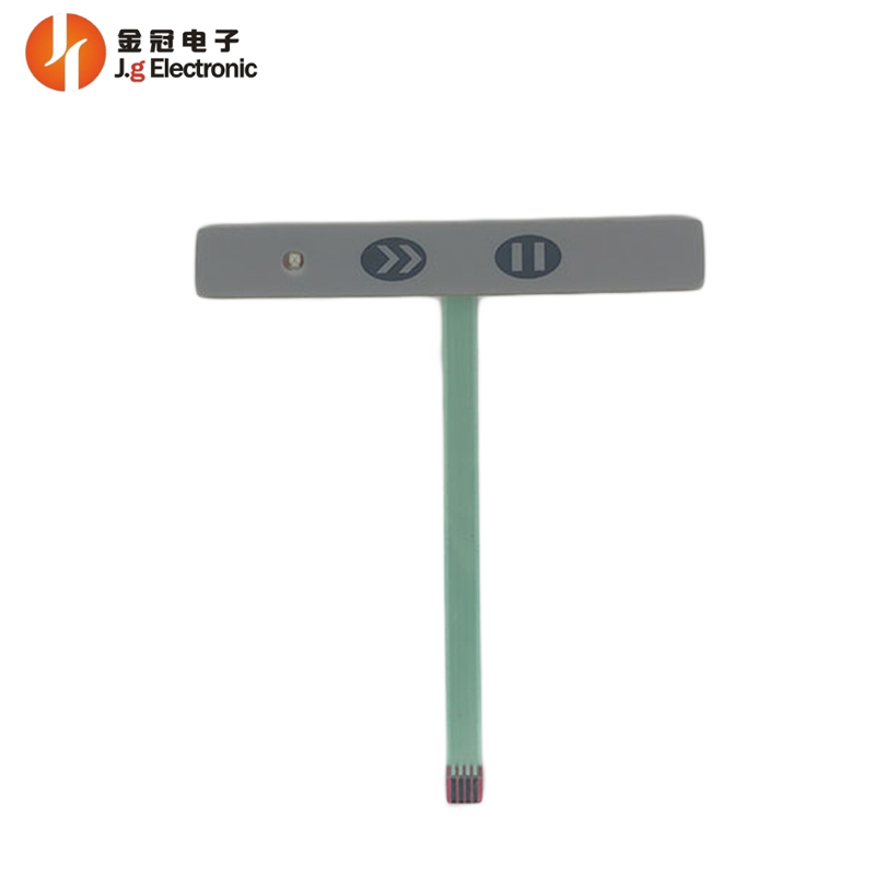 High quality Membrane Switch Two Button
