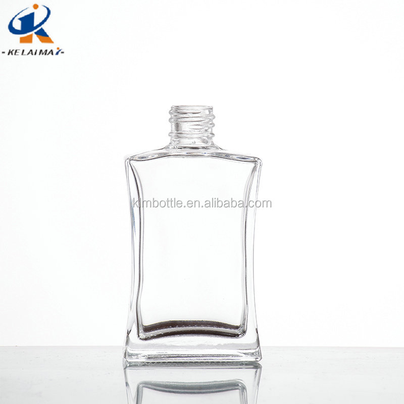 perfume glass bottle with gasbag