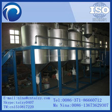 factory supply used engine oil recycling equipment oil production line
