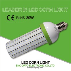 CE/RoHS IP40 80W cost effective high bay light replacement led corn light/led corn lamp