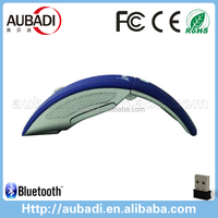 Aubadi 2.4G Wireless Foldable Mouse for computer oem service