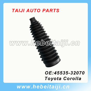 auto steering (dust,drive shaft,gear)boot