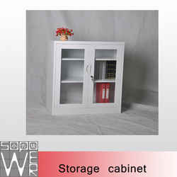 vintage country style cheap wooden storage cabinet