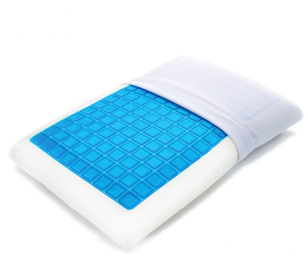 Comfort revolution hydraluxe gel memory foam pillow for Comfort revolution hydraluxe gel memory foam bed pillow