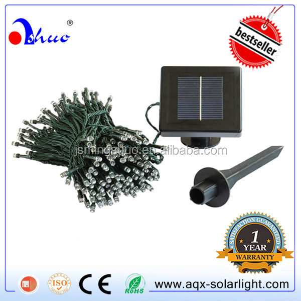 200LED Solar Christmas String Light