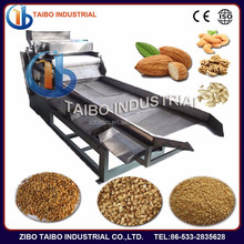 Full automatic operation Nut Slice processing Machine /Cashew sicer/almond cutting machine