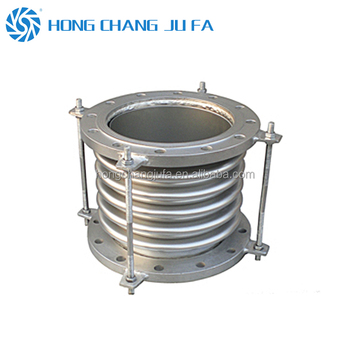 600 degree C high temperature SS321 SS316 expansion bellows manufacturer