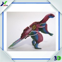 Hot sale assemble toy DIY Dragon 3d puzzle