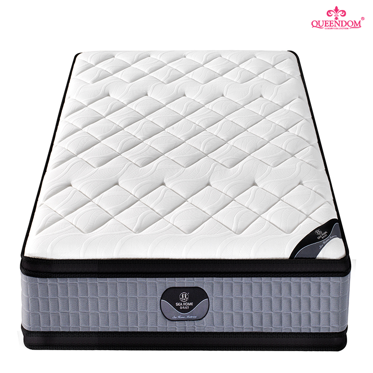 Brand new mesh fabric for bonnell spring and travel memory foam mattress with pillow - Jozy Mattress   Jozy.net